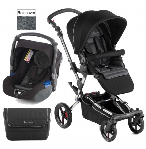 Jane Epic (Koos) Travel System - Black