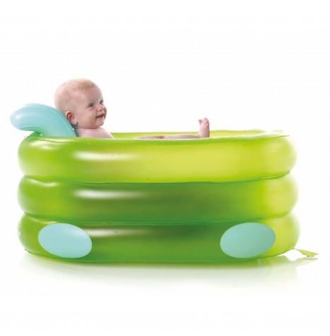 Jane Bath Luxe Inflatable - Green
