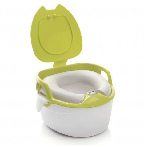 Jane 3in1 Educational Musical Potty, Trainer & Step System