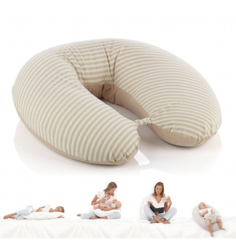 Jane 4in1 Mother Cushion - Lines