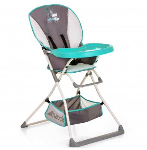 Hauck Mac Baby Deluxe Highchair - Forest Fun