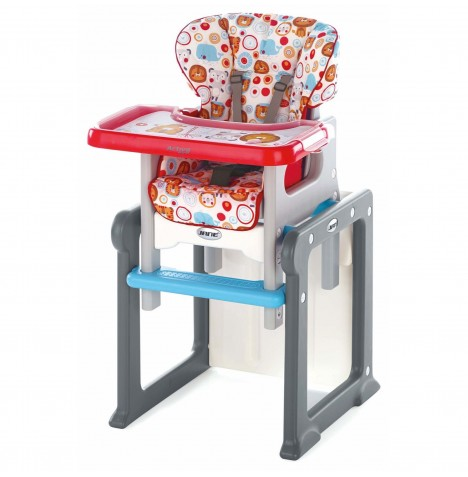 Jane Activa Evo 3in1 Highchair - Wildlife