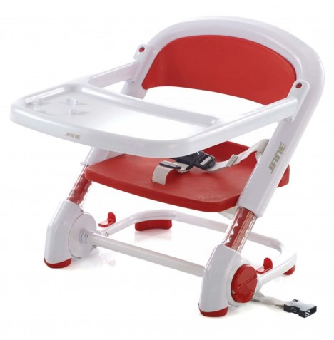 Jane Booster / Foldable Travel Highchair - Red