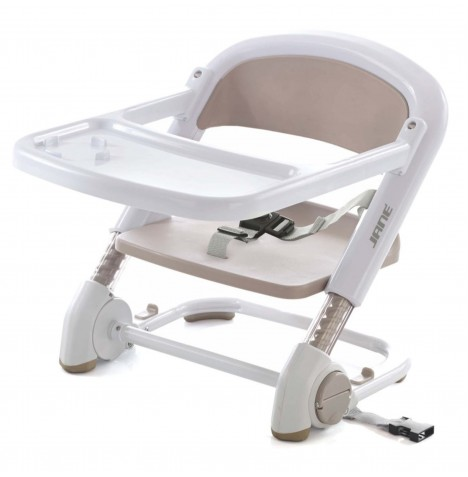Jane Booster / Foldable Travel Highchair - Cream