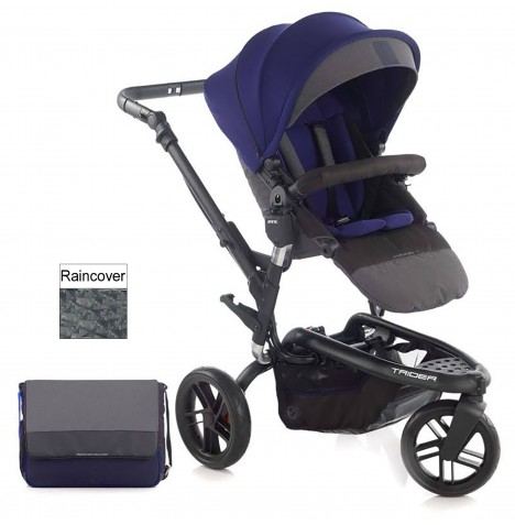 Jane Trider Pushchair - Atlantic