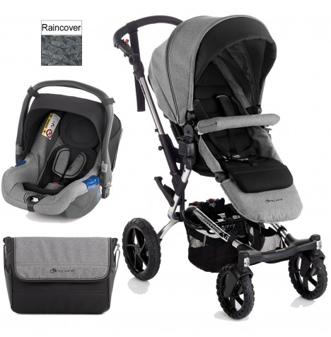 Jane Crosswalk (Koos) Travel System - Soil