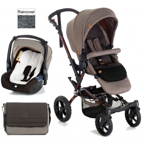 Jane Crosswalk (Koos) Travel System - Terrain