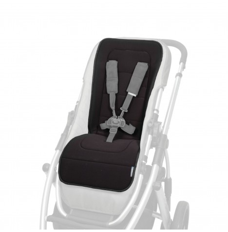 Uppababy Cruz / Vista Pushchair Seat Liner - Black
