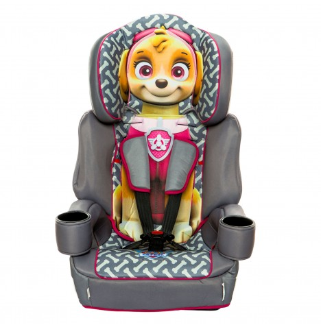 Kids Embrace Group 1,2,3 Booster Car Seat - Paw Patrol (Skye)