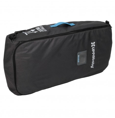 Uppababy RumbleSeat / Carrycot Travel Safe Travel Bag - Black