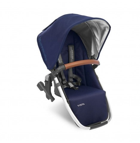 Uppababy RumbleSeat / Vista 2nd Seat Unit - Taylor Blue