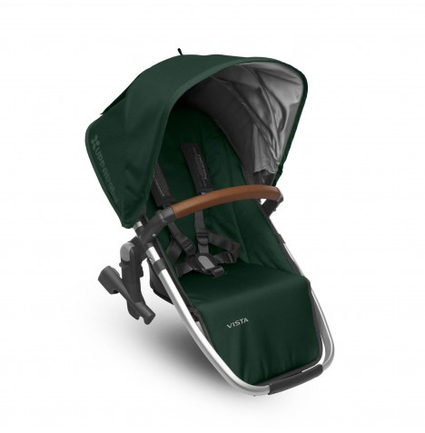 Uppababy RumbleSeat / Vista 2nd Seat Unit - Austin Green