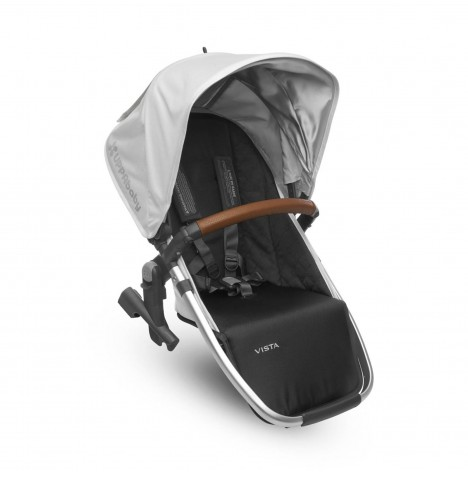Uppababy RumbleSeat / Vista 2nd Seat Unit - Loic White