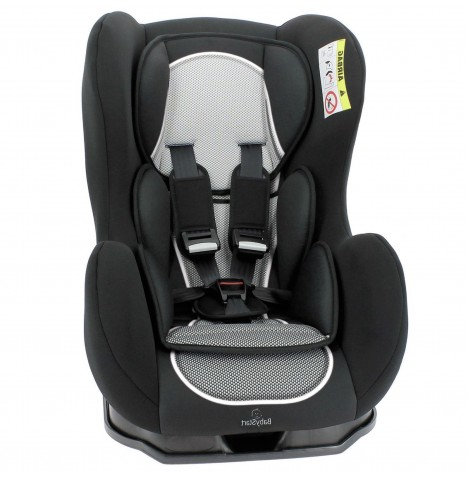 Nania Cosmo Group 0/1 Car Seat - Aqua Black