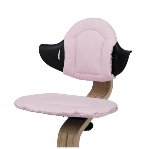 Nomi Highchair Cushion - Pale Pink