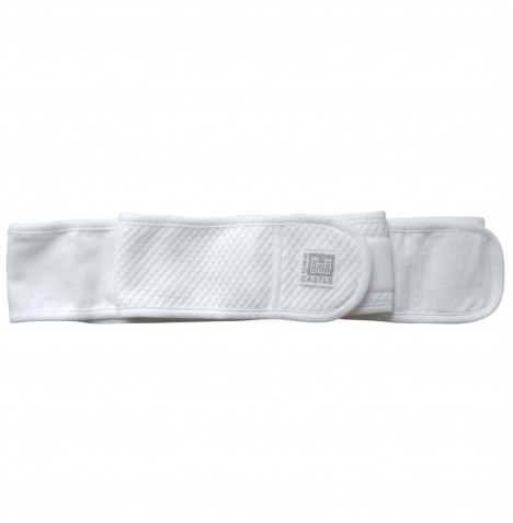 Cocoonababy Tummy Band - White