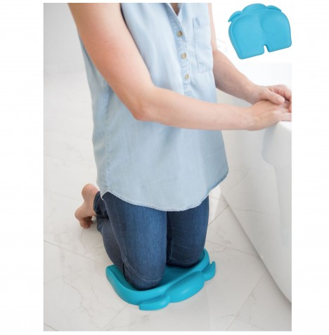 Bumbo Elipad Kneeling Mat / Childs Floor Seat - Blue