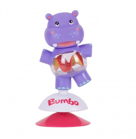 Bumbo Suction Toy - Hildi The Hippo