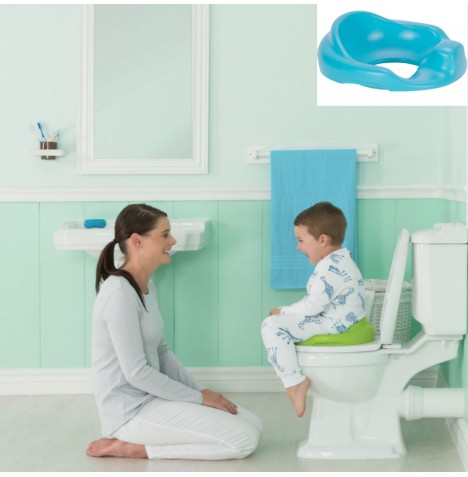 Bumbo Toilet Trainer - Blue