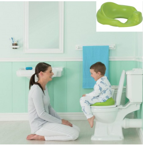 Bumbo Toilet Trainer - Lime