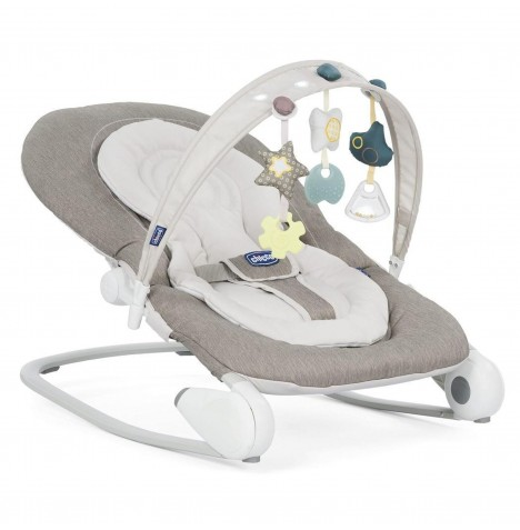Chicco Hoopla Baby Rocker - Legend