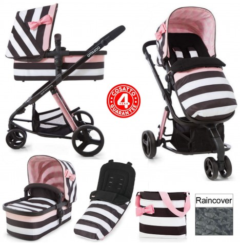 Cosatto Giggle 2 Combi 3 in 1 Pushchair - Go Lightly 3