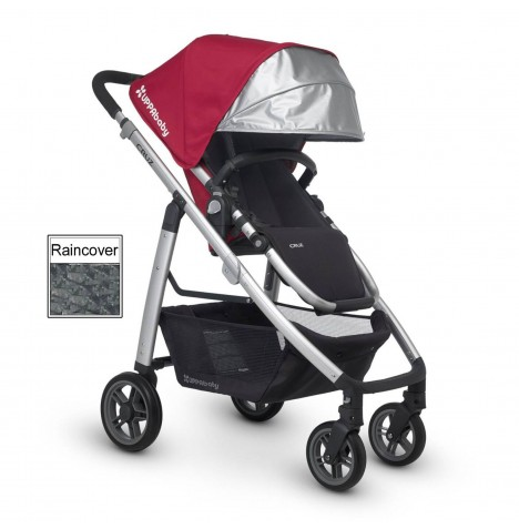 Uppababy Cruz Pushchair - Denny Red