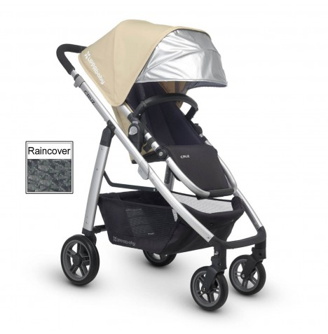 Uppababy Cruz Pushchair - Lindsey Wheat