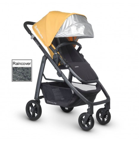 Uppababy Cruz Pushchair - Maya Yellow