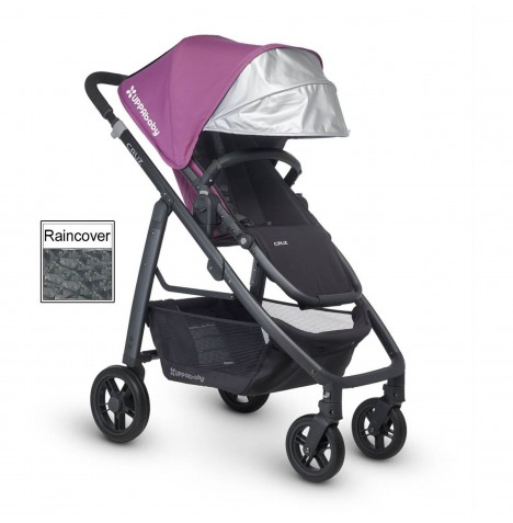 Uppababy Cruz Pushchair - Samantha Pink