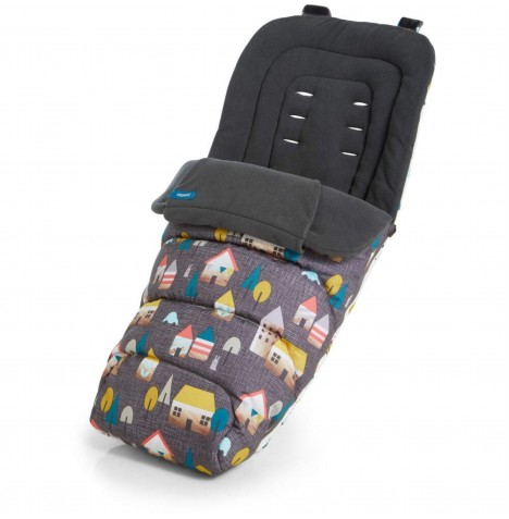 Cosatto Wow Pushchair Footmuff - Hygge Houses