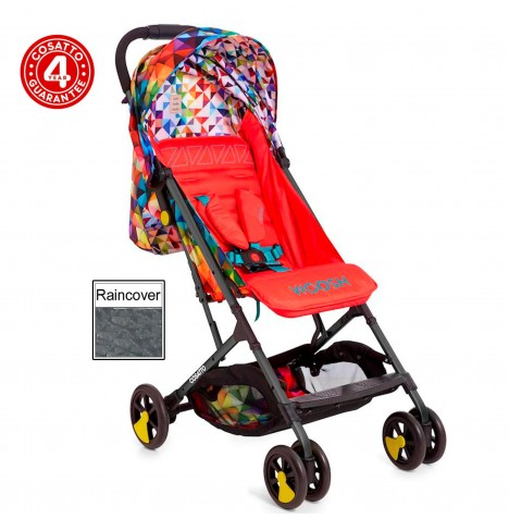 Cosatto Woosh Pushchair Stroller - Spectroluxe