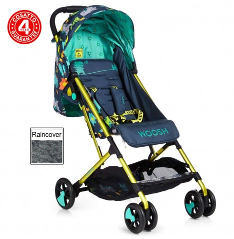 Cosatto Woosh Pushchair Stroller - Dragon Kingdom