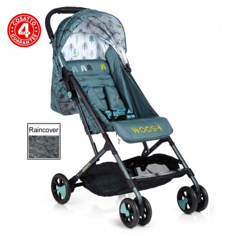 Cosatto Woosh Pushchair Stroller - Fjord