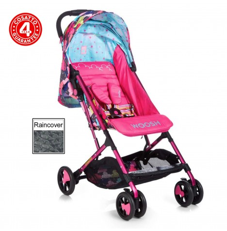 Cosatto Woosh Pushchair Stroller - Fairy Clouds