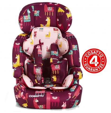 Cosatto Zoomi Group 123 Car Seat - Llamarama