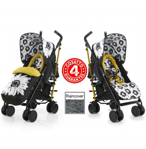 Cosatto Supa 2018 Pushchair Stroller - Sunburst