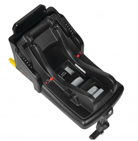 Baby Jogger City Go i-Size IsoFix Safety Base - Black