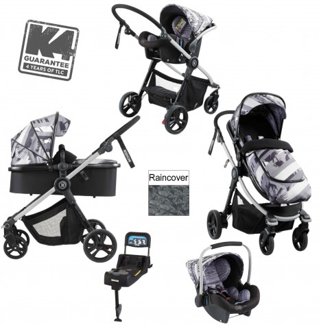 Cosatto Koochi Modhero Travel System With Base - Saigon