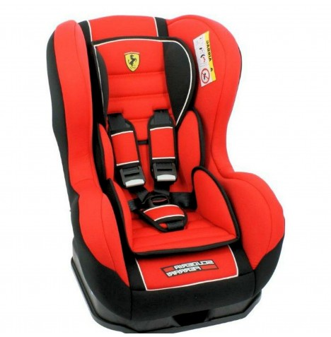 Nania Cosmo Group 0/1 Car Seat - Ferrari