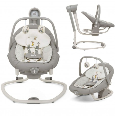 Joie Serina 2in1 Swing / Rocker - In The Rain