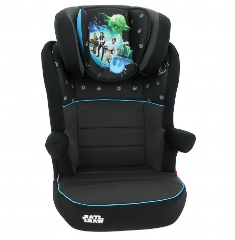 Nania Deluxe Rway Group 2/3 High Back Booster Car Seat - Luke Skywalker..