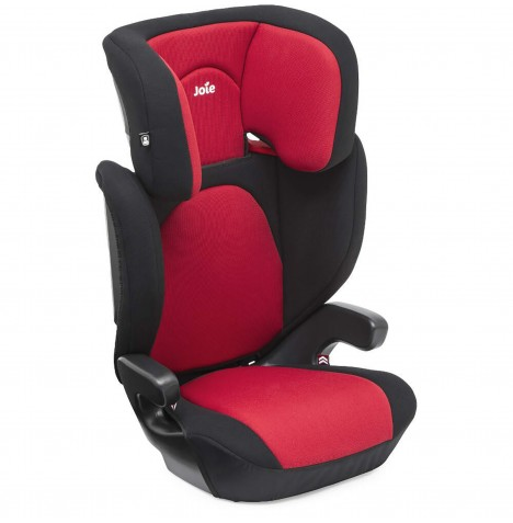 Joie Trillo ECO Group 2,3 Booster Car Seat - Cherry