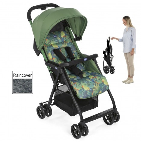 Chicco Ohlala Stroller (Special Edition) - Tropical Jungle