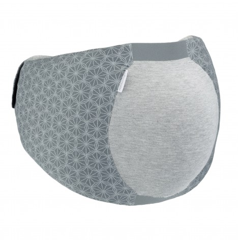 Babymoov Dreambelt Pregnancy Support Belt (Extra Small / Small) - Dotwork Grey