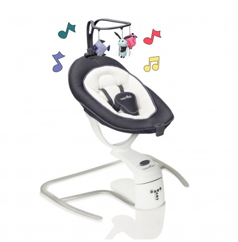 Babymoov Swoon Motion Baby Swing - Zinc