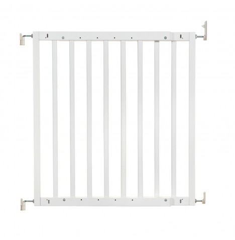 Badabulle Colour Pop Safety Gate - White