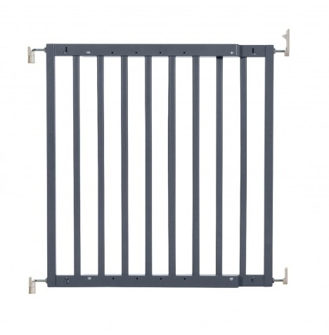 Badabulle Colour Pop Safety Gate - Grey