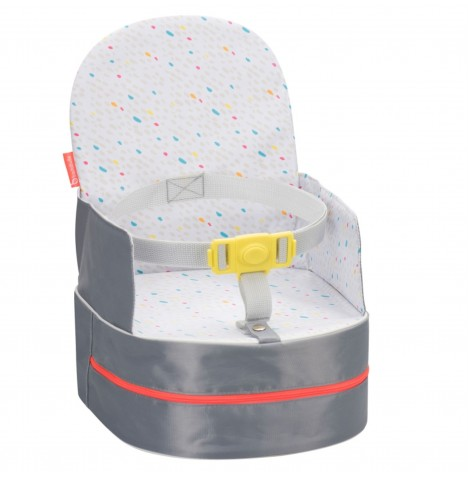 Badabulle Travel Booster Seat - Grey