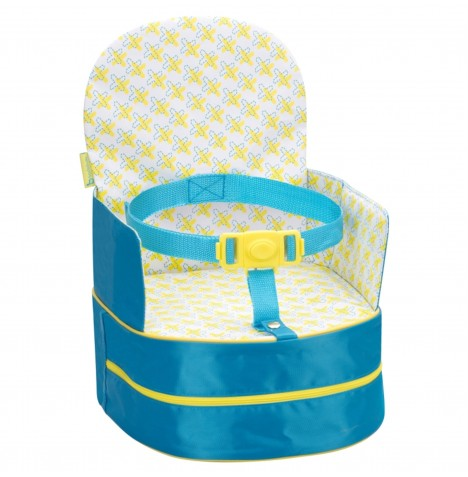 Badabulle Travel Booster Seat - Blue
